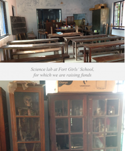 Fort Girls' Science lab x2