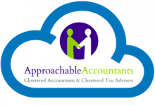 Cloud Cafe logo, Approachable accountants, Lydia ebdon, Easingwold, York